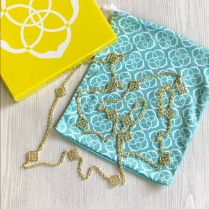 Kendra Scott Gold Devalyn
